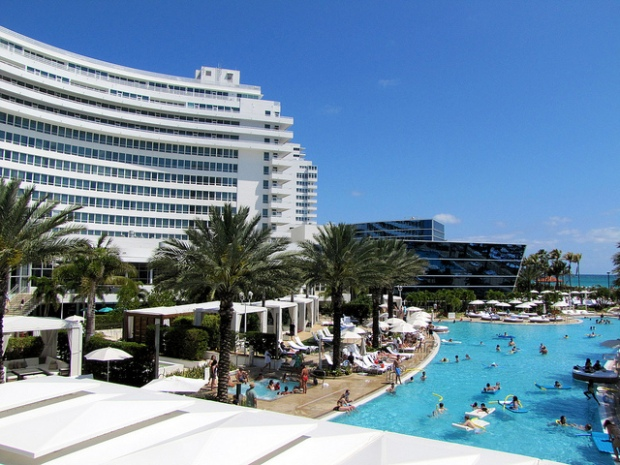 Fontainebleau, Miami Beach, FL