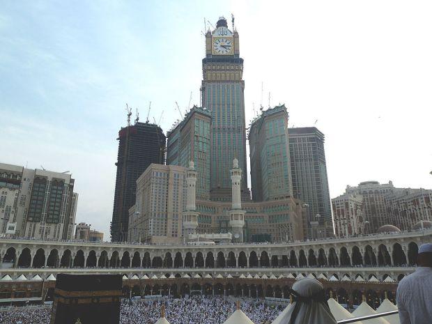 mecca tower