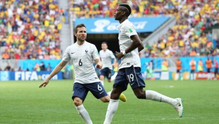 FRANCE ALMOST GAVE UP OVER NIGERIA…FRANCE GOAL HERO POGBA 'LOST FOR WORDS'