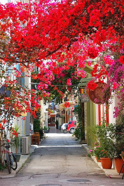 Nafplio, Peloponnese, Greece photo via leandro - Blue Pueblo